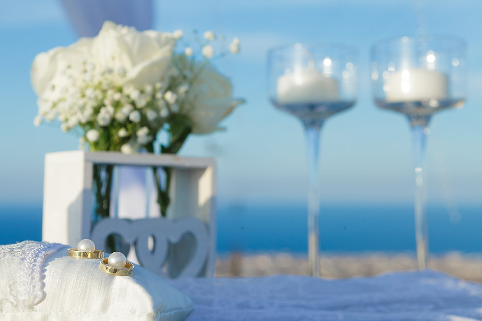 Casamento em Santorini do nosso querido casal Ana Elisa e Alexandre