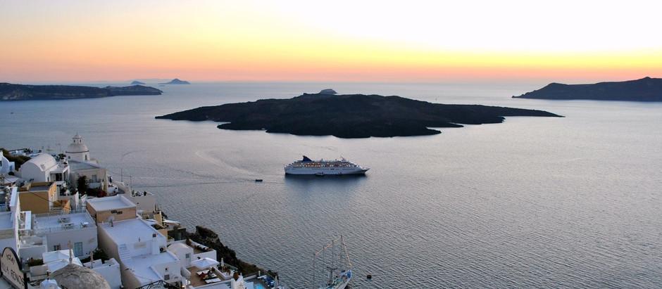 5 dicas para começar a pensar no seu Casamento em Santorini!