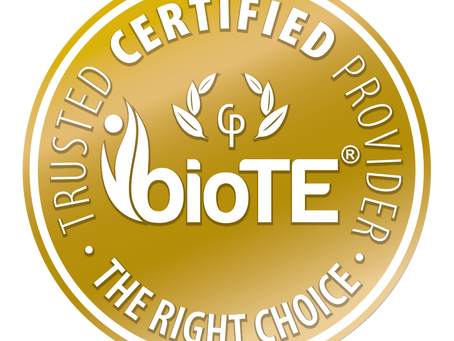 PBL now offering BioTe hormone replacement pellets.