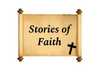 Contributing to St. Augustine's Faith Stories