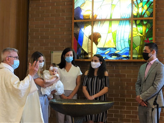 Victoria's Baptism (Faith Stories)