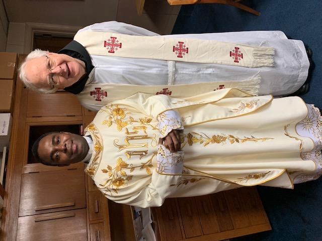 Ordination 2019