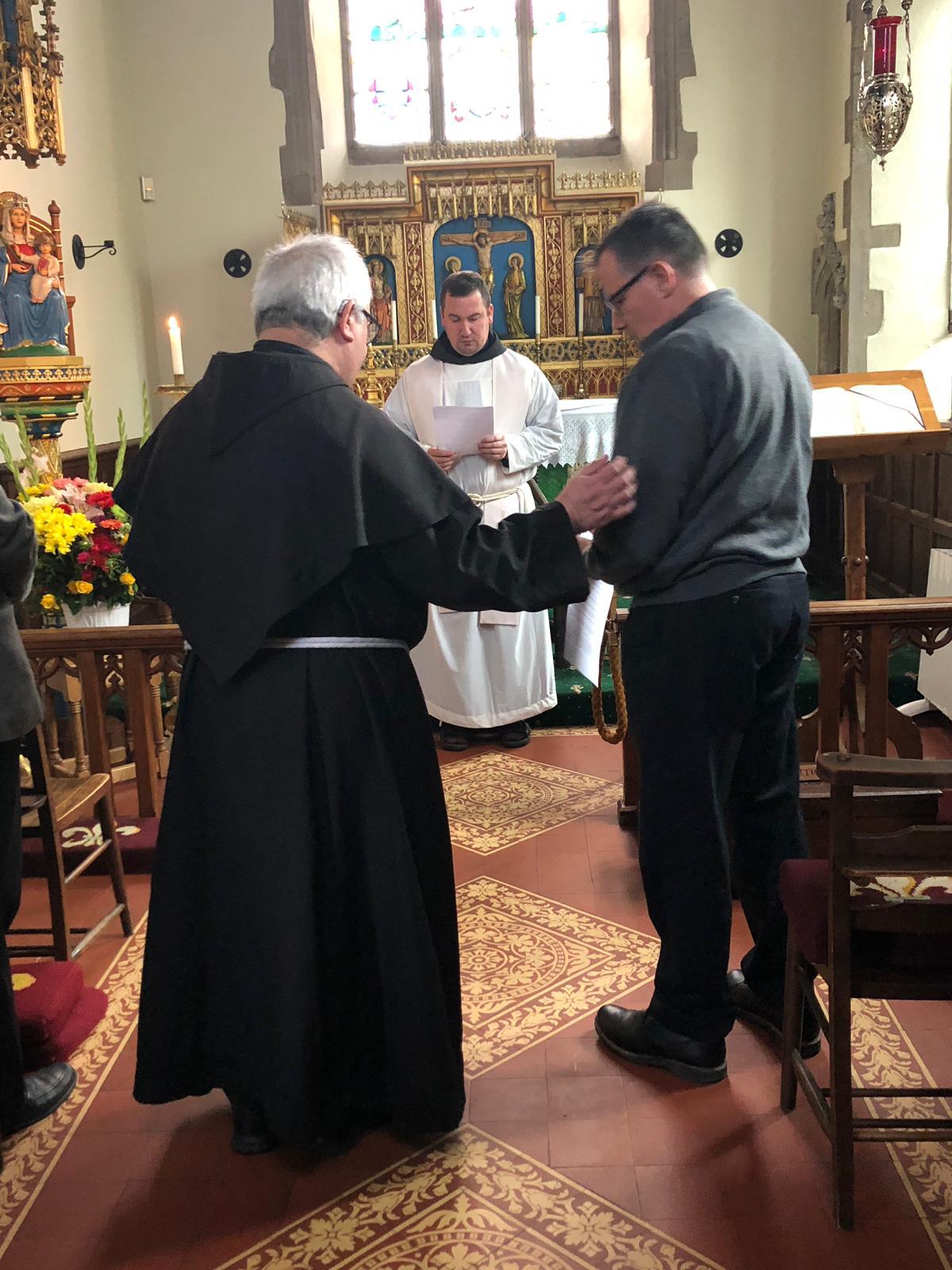 Fr Terrance Postulancy 8