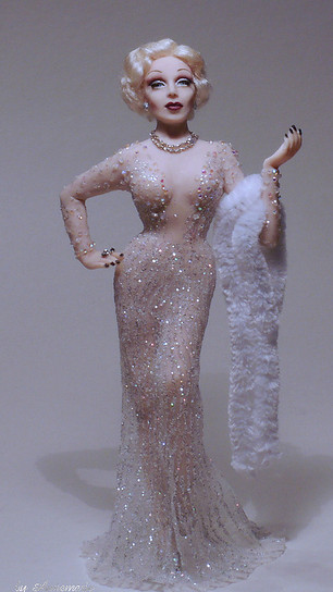 Kylie as Marlene