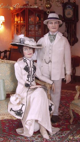 Mr. and Mrs. Grantham