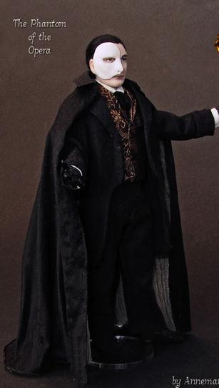 Erik, The Phantom
