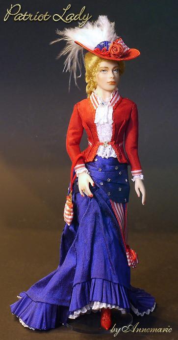 Patriot Lady