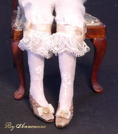 Fanny shoes