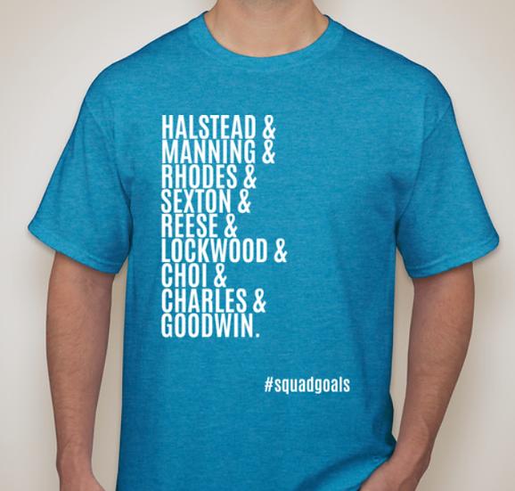 MED SQUAD GOALS Unisex T-Shirt