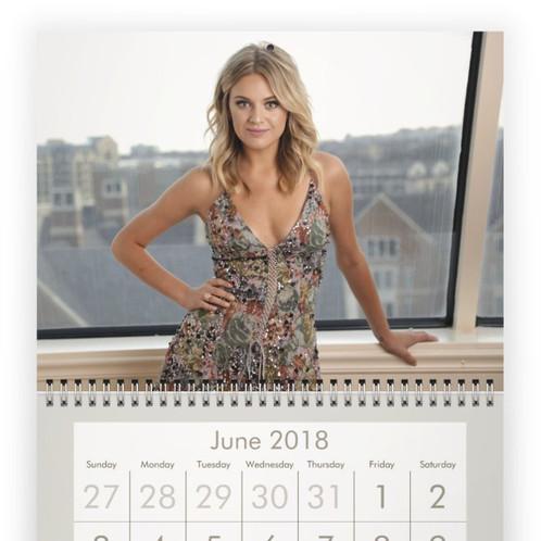 Dress cocktail 2018 calendar