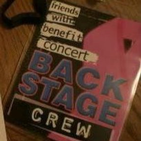 BACKSTAGE GUEST Credential