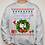 "Thumbnail: ALL I WANT FOR CHRISTMAS ""Ugly"" Sweater"
