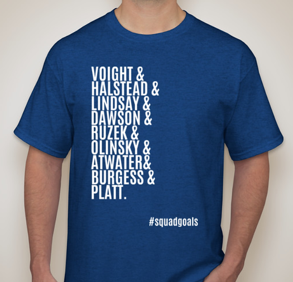 PD SQUAD GOALS Unisex T-Shirt