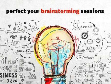 5 Tips for Effective Brainstorming