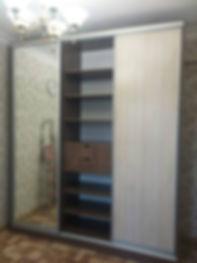 изготовление шкафы купе щелково
