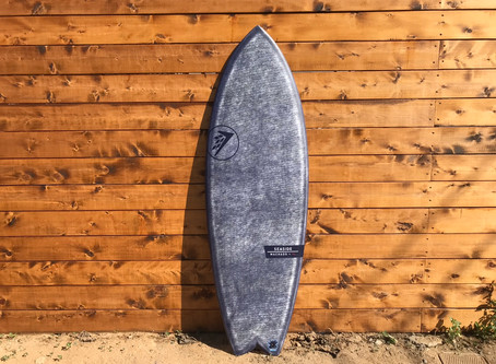 Kiwi ingenuity and the World's First Wool Surfboard