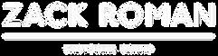 Zack Roman Logo whte.png