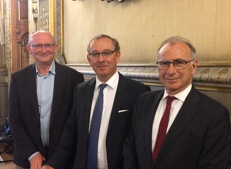 Conférence SEPL : la digitalisation des grandes entreprises