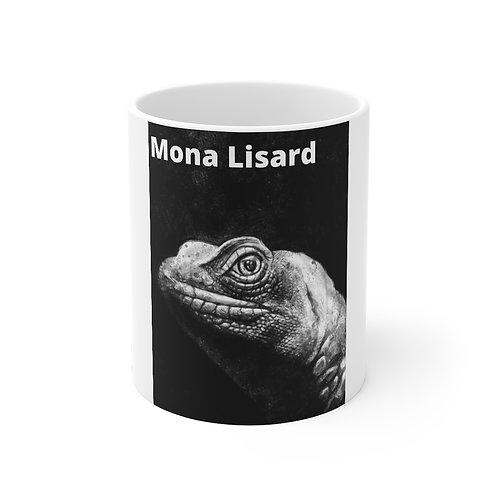 Mona Lisard Mug