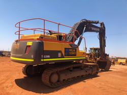 Volvo 35T Excavator