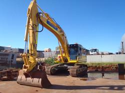 Komatsu 35T Excavator