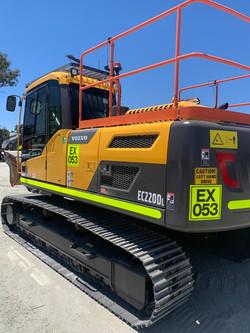Volvo 20T Excavator