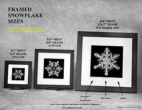 Ordering Snowflake Images