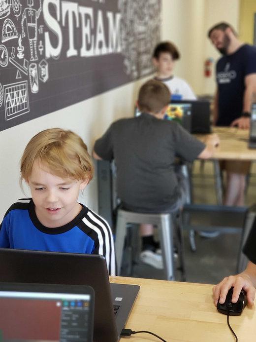 Blocksmith Classroom Learning Game Design