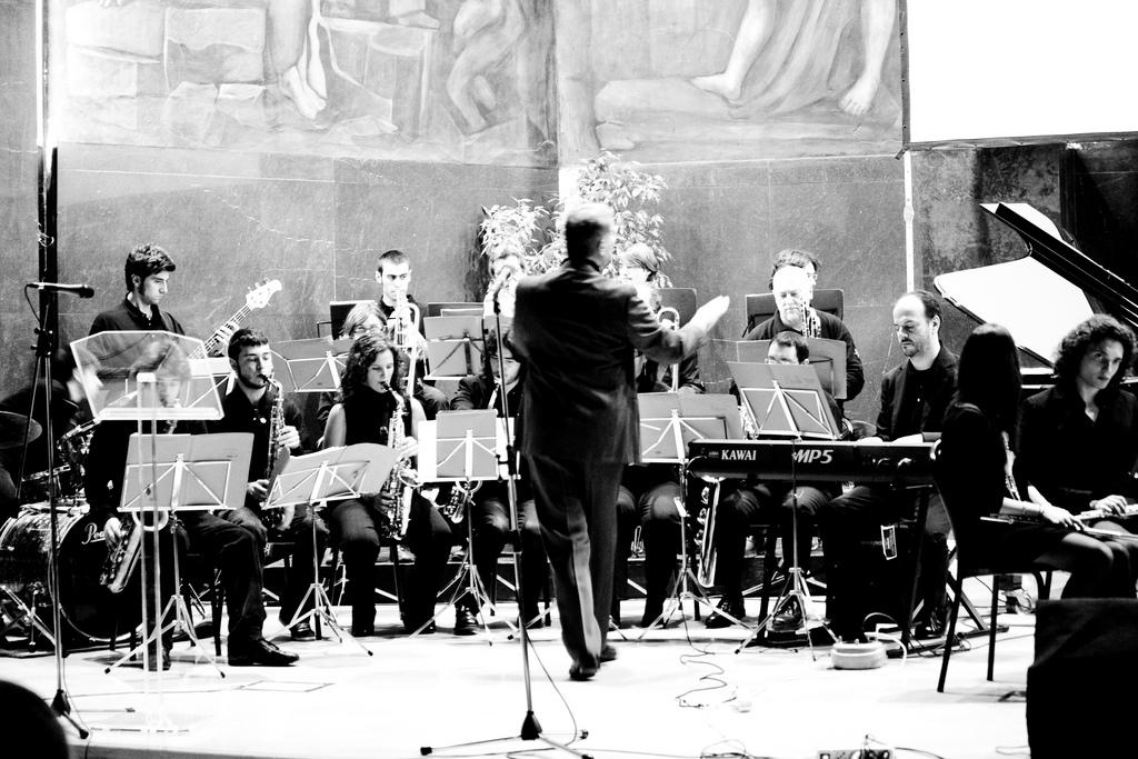 MuSa Big Band - Aula Magna Sapienza