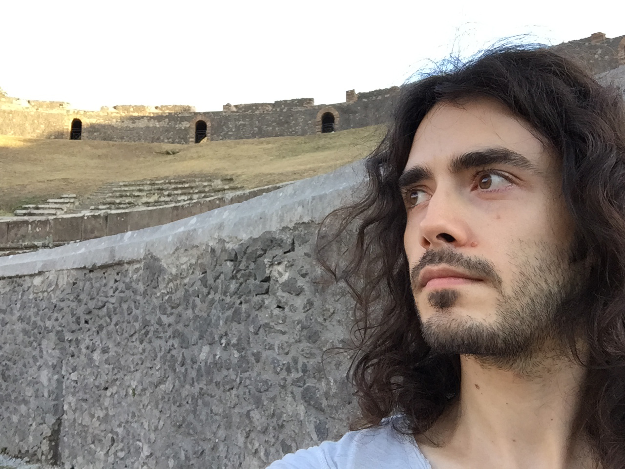 Live @ Anfiteatro di Pompei