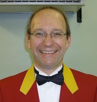 Adrian Budgen - MD