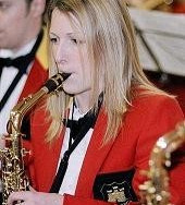 Angela Hope - Alto Sax