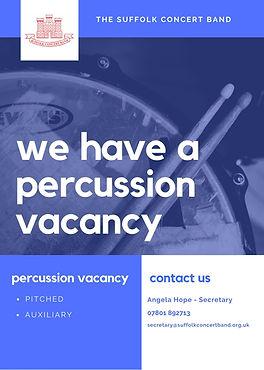 Percussion Vacancy.jpg