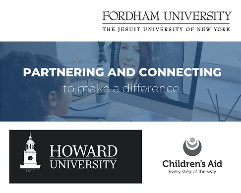 Partnering and Connecting to make a diff