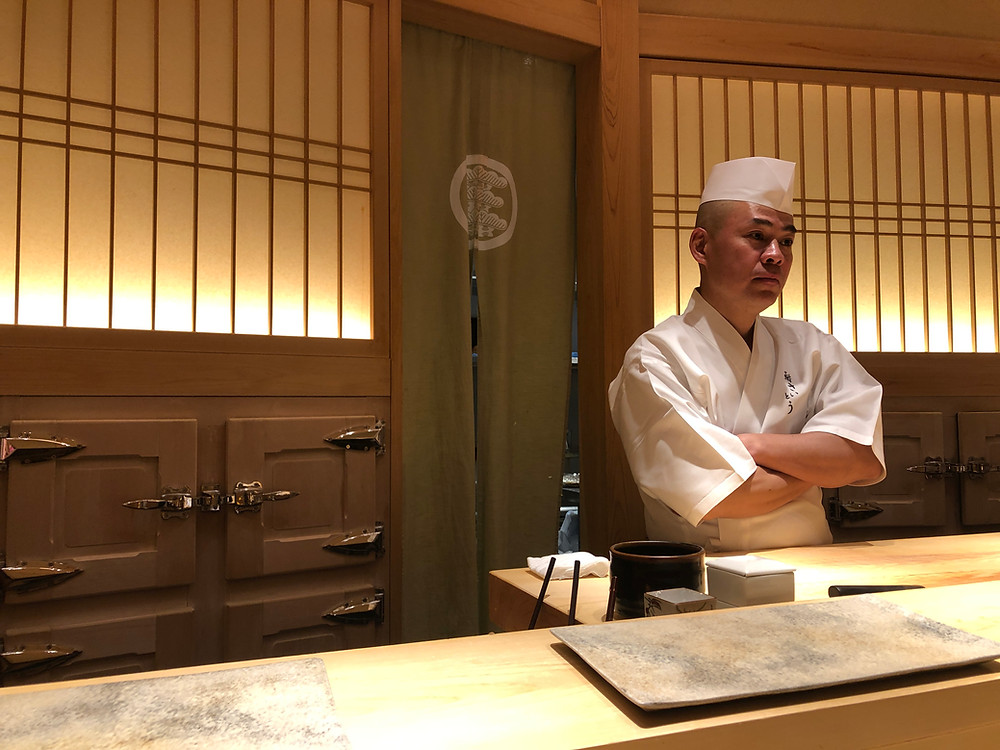 Legendary Sushi In All of Japan - Sushi Saito