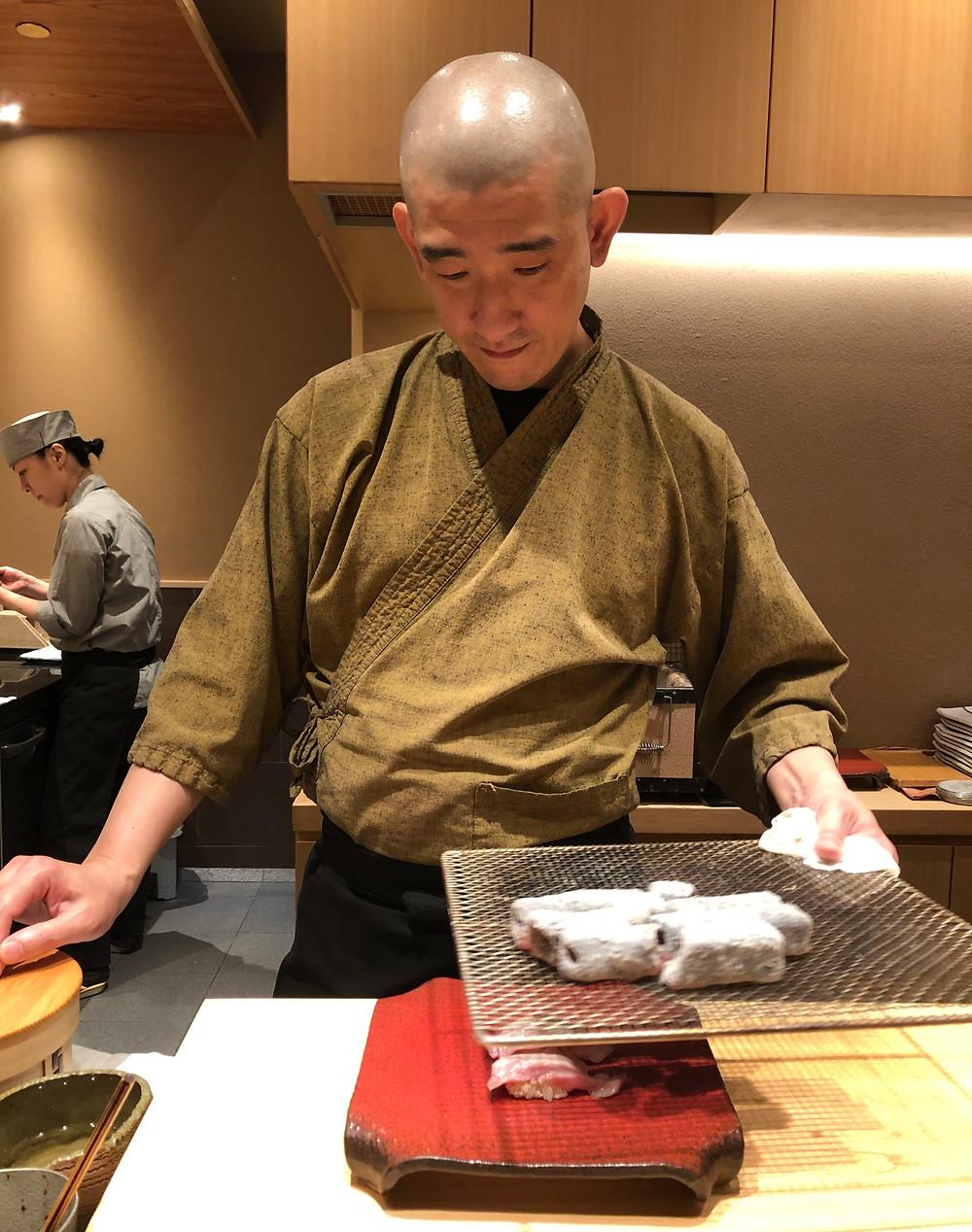 Number1 Best Sushi In Singapore - Sushi Kimura