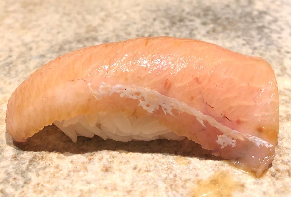 hamachi buri yellowtail fish sushi