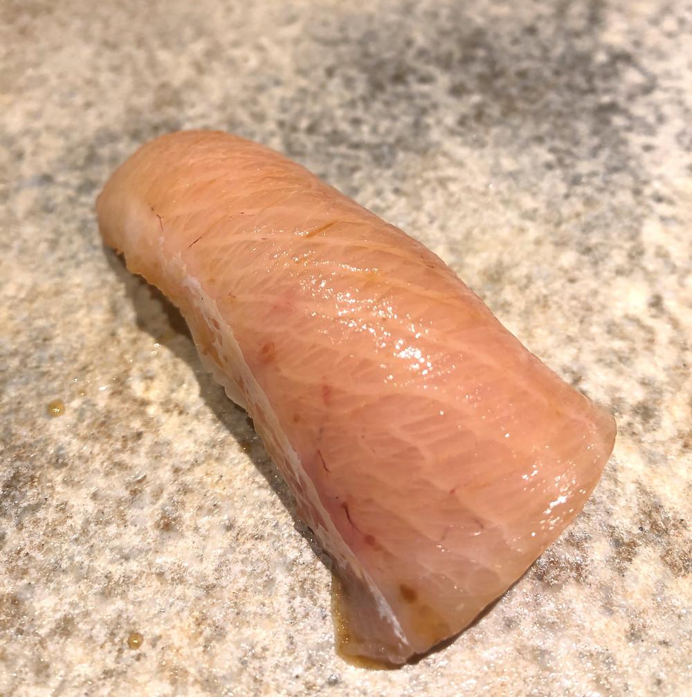 hamachi yellowtail fish sushi