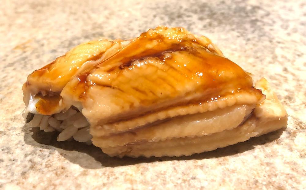 anago eel sushi