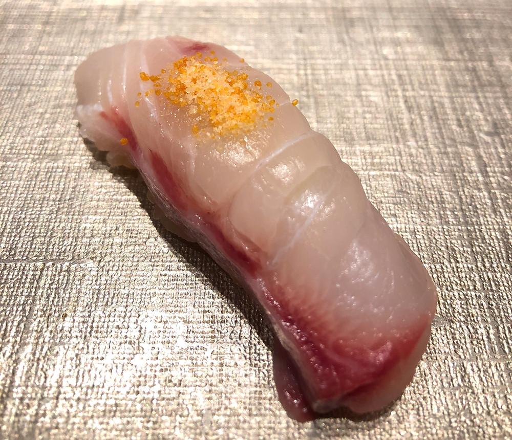 striped beak fish uni salt