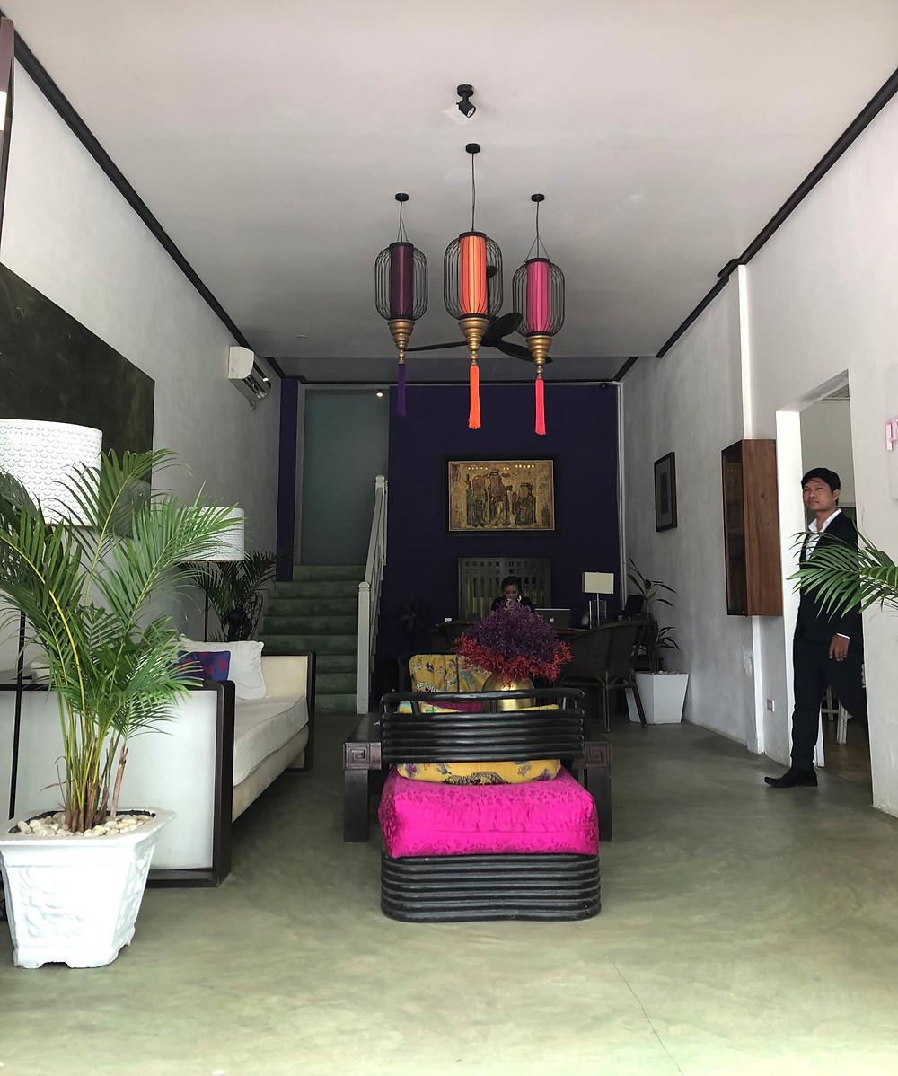 Paste laos Apsara Luang Prabang