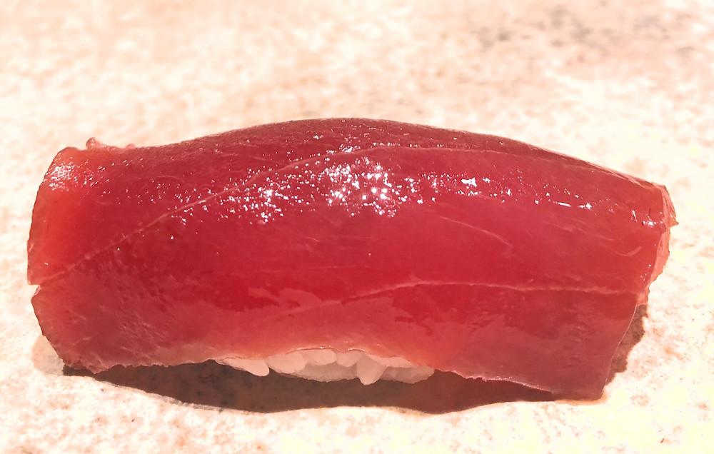 maguro tuna fish sushi