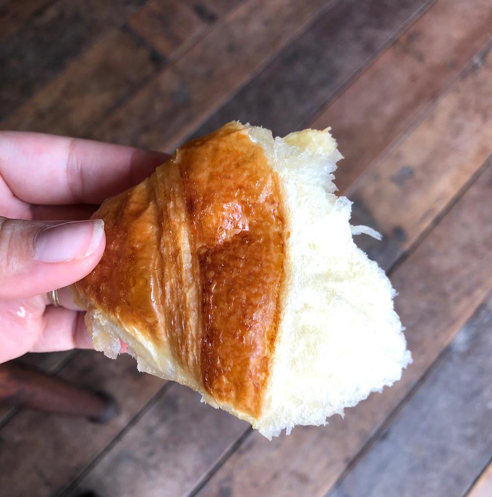 le banneton croissant bread french bakery laos luang prabang
