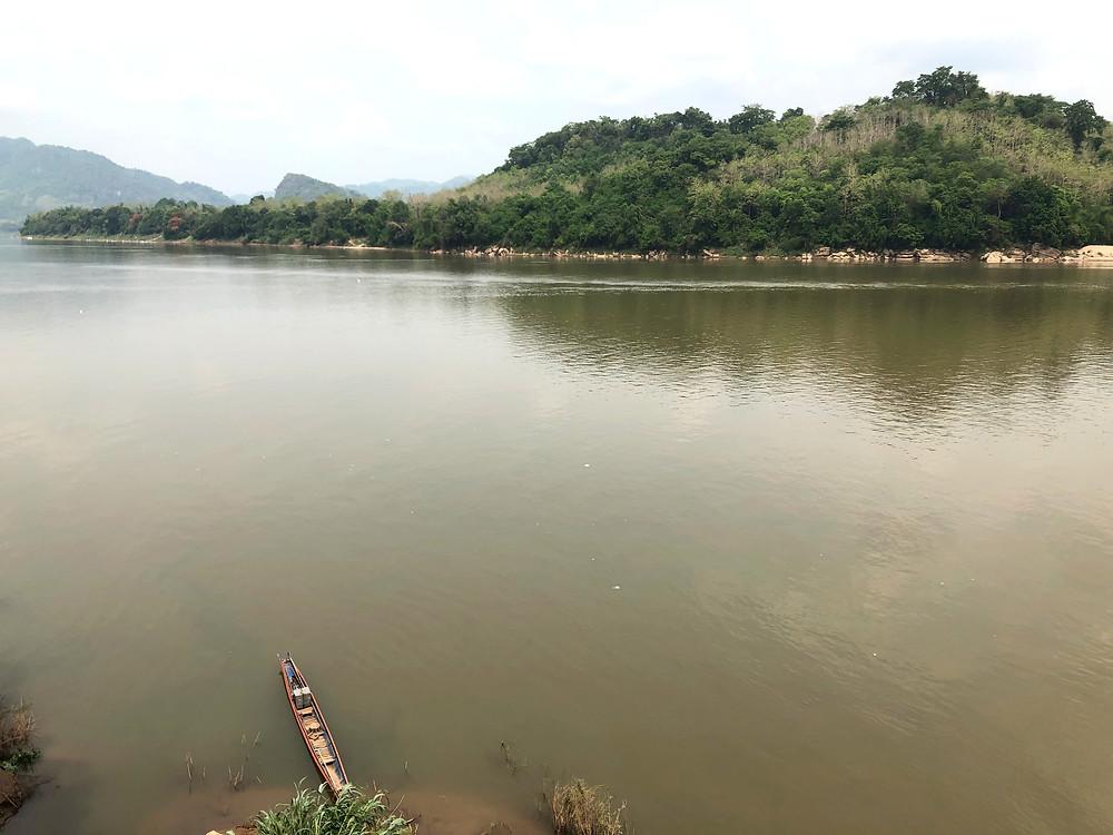 ock pop tok nam khan river laos luang prabang