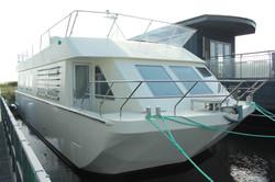 Casa Fluentis - sejlende husbåd