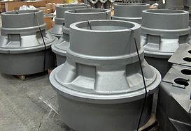 4500 pound wheel hub