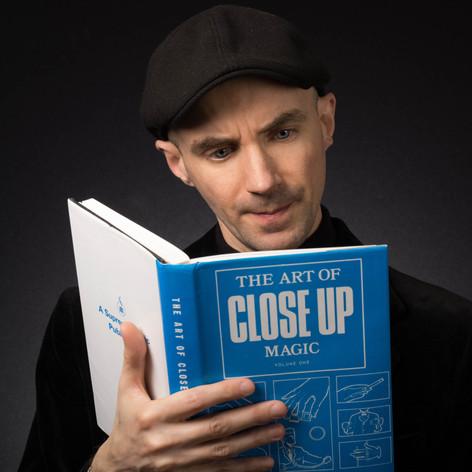 Caspar Thomas: Art of Close Up Magic