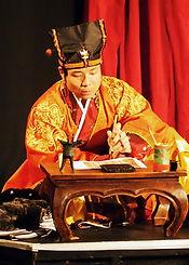 Benjamin Wong, Autumn of Han 2013