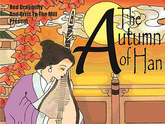 The Autumn of Han, Edinburgh Fringe 2013