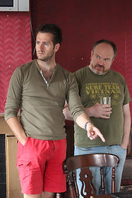 Ian Mairs, Ross Ericson, Punchline, Edinburgh Fringe 2013